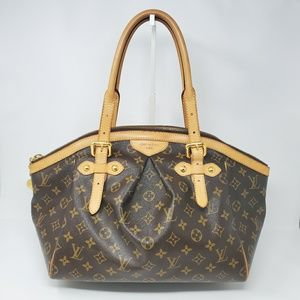 100% Auth Louis Vuitton Tivoli GM Monogram